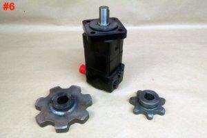 Sprockets | Farm Equipment Parts>Vertical TMR Parts>Conveyors