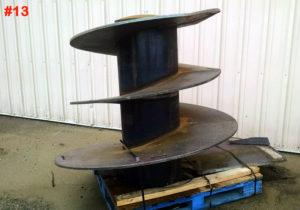 Supreme Vertical Auger SALE! | Farm Equipment Parts>Best Selling Parts>Augers and Flighting - 1