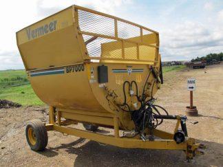 Vermeer BP 7000 Bale Processor | Farm Equipment>Bale Processors - 1