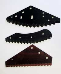Vertical Mixer Knives