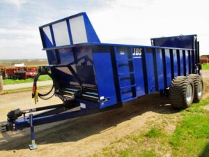 JBS 2248 Vertical Beater Manure Spreader | Farm Equipment>Manure Spreaders - 1