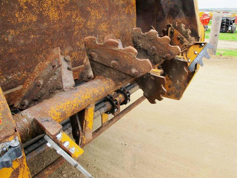 Knight 1159 manure spreader | Farm Equipment>Manure Spreaders - 5