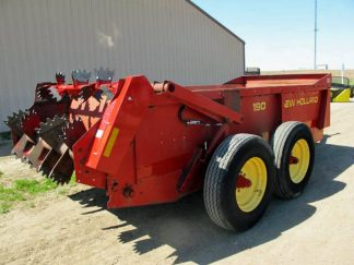 New Holland 190 manure spreader | Farm Equipment>Manure Spreaders - 6