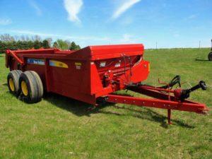 New Holland 195 manure spreader | Farm Equipment>Manure Spreaders - 1