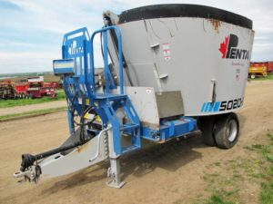 Vertical Feed Mixers for sale @ Post Equipment
