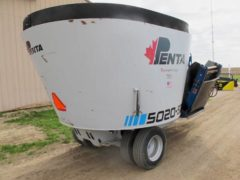 Penta 5020 SD vertical mixer wagon | Farm Equipment>Mixers>Vertical Feed Mixers - 6