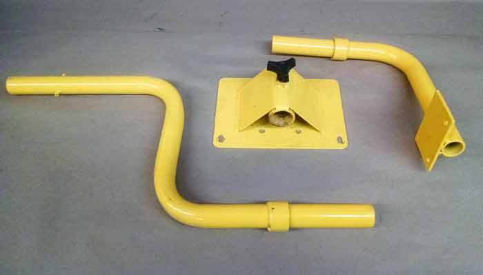 Remote Scale Arm and Remote Bracket | Farm Equipment Parts>Scale Parts and Scale Repair|Farm Equipment Parts>3 and 4 Auger Mixer Parts>Scale Parts and Service|Farm Equipment Parts>Vertical TMR Parts - 1
