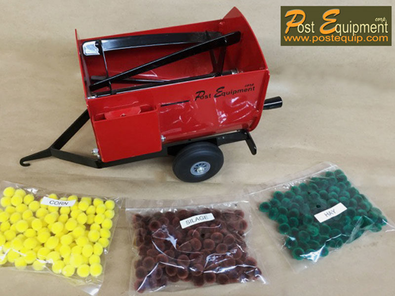 Red Lil' Mix Toy Feeder Wagon | Farm Equipment Parts>Toys / Misc Parts - 1