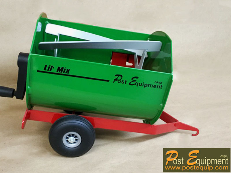 Green Lil' Mix Toy Feeder Wagon   Farm Equipment Parts>Toys / Misc Parts - 2