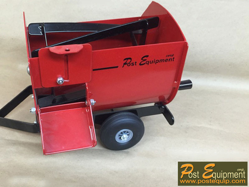 Red Lil' Mix Toy Feeder Wagon | Farm Equipment Parts>Toys / Misc Parts - 2