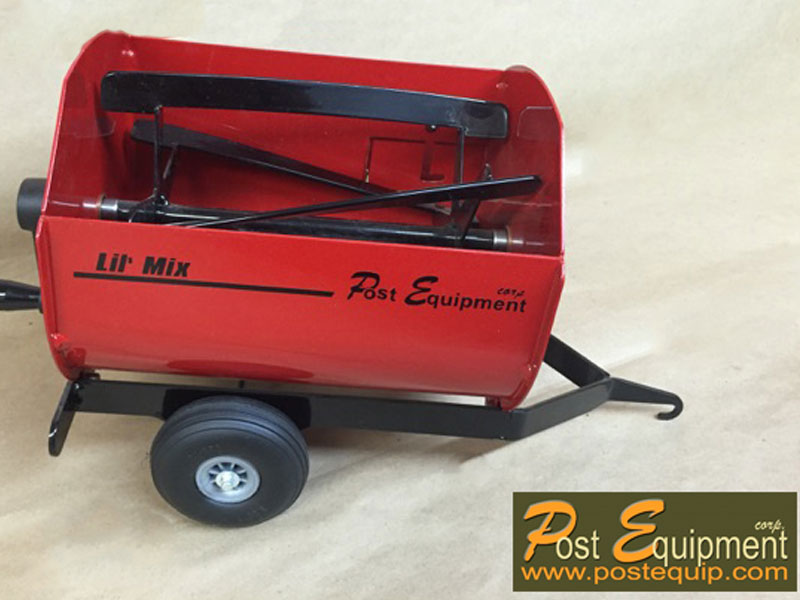 Red Lil' Mix Toy Feeder Wagon | Farm Equipment Parts>Toys / Misc Parts - 3