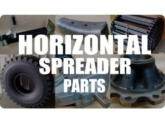 Horizontal Dry Spreader Parts