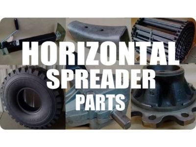 Horizontal Dry Spreader Parts