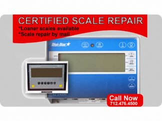 Scale Parts and Service
