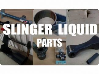 Slinger Liquid Spreader Parts