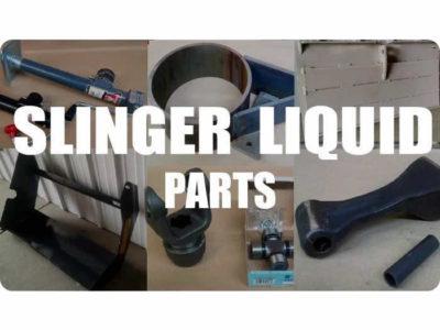 Slinger Liquid Spreader Parts