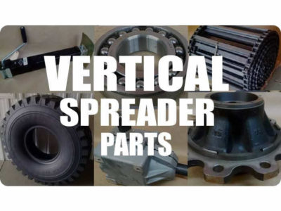 Vertical Dry Spreader Parts