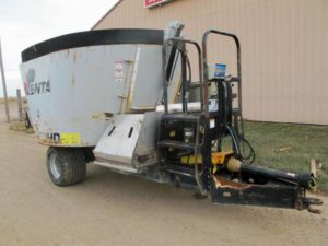 Penta 4120 HD Vertical Mixer Wagon