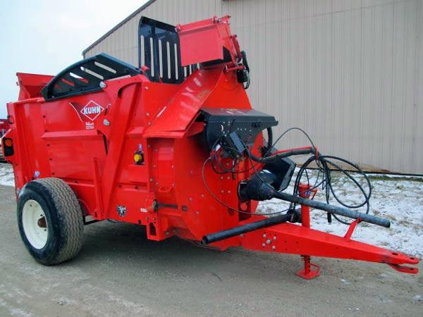 Kuhn 4270 M Bale Shredder