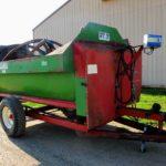 Farm Aid 340 reel mixer wagon