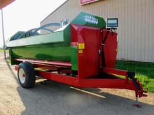 Farm Aid 430 reel mixer wagon
