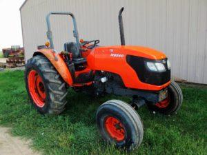 M9540F Kubota tractor