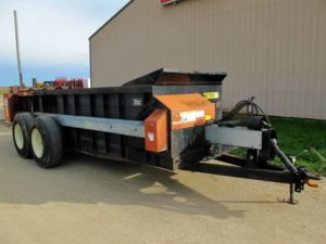Meyers 2425 Manure Spreader