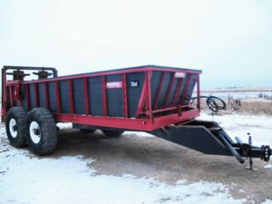 Spread All TR22T VD Manure Spreader