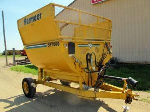 Vermeer 7000 Bale Processor