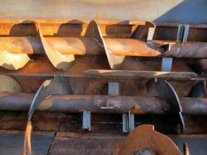 Gehl 8335 4 auger mixer