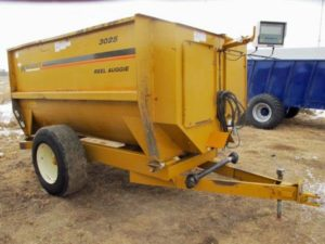 Kuhn Knight 3025 Reel Mixer