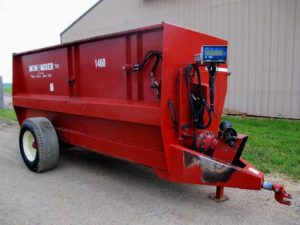 SAC 1460 Mono Mixer Single Auger Mixer