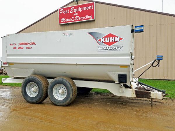 Kuhn-Knight-RC260-Reel-Mixer-ID2929
