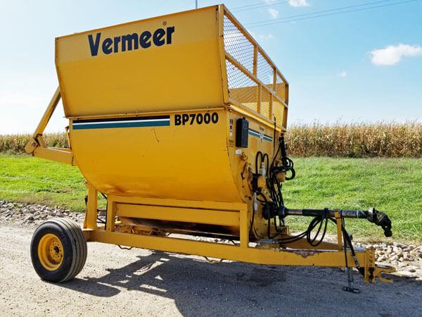 Vermeer-BP7000-Bale-Processor