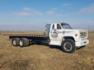 Flatbed-Chevy-Truck-ID3234
