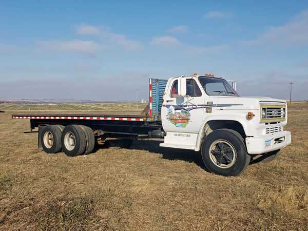 1978 Chevrolet C65 Flatbed Truck