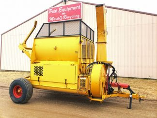 Haybuster-2564-TD-Bale-Processor