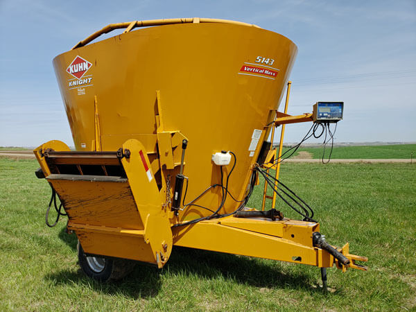 Kuhn-Knight-5143-Vertical-Mixer-Wagon-ID3309