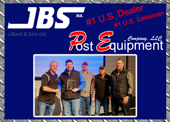 JBS #1 U.S. Dealer