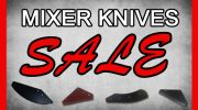 Mixer Knife Sale