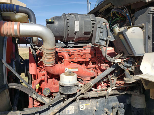 SAC-35100-Vertical-Mixer-Mounted-On-Kenworth-Truck