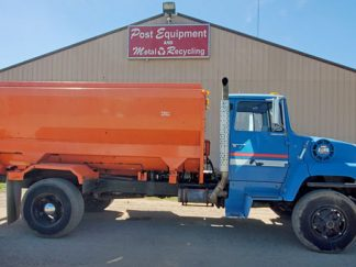 Oswalt-3340-Mixer-On-1986-Ford-Truck