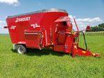 Trioliet-1800ZK-Vertical-Mixer-Wagon-Bedding-Blower