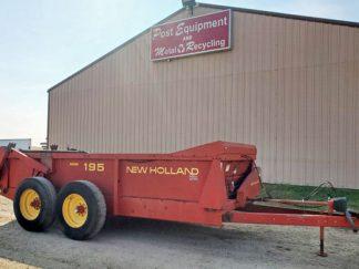 New-Holland-195-Manure-Spreader
