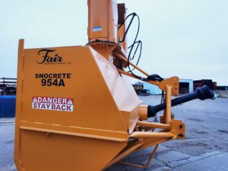 Fair-Snocrete-954A-PTO-Driven-Snowblower