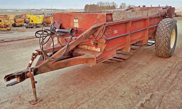 Roda-300-Manure-Spreader