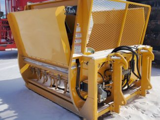 Fair-7200-LMH-Payloader-Mount-Bale-Processor