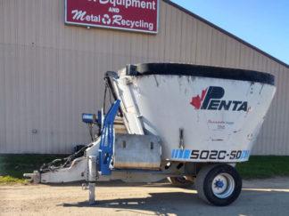 Penta-5020SD-Vertical-Mixer-Wagon